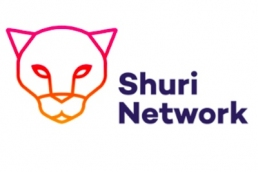 The Shuri Network logo featured