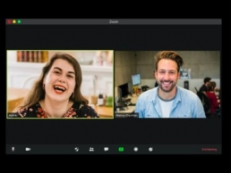 video chat on Zoom, product-led strategies