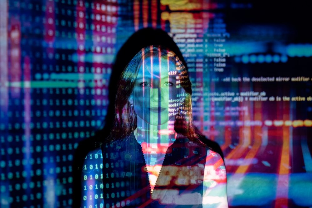 female coder, coding, National Coding Week