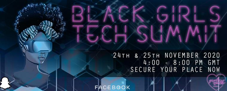 Black Girls Tech Summit,Girls Talk London
