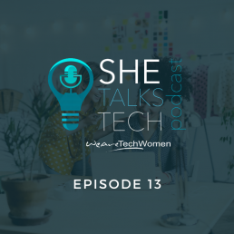 'Rose Review: What's stopping female entrepreneurs?' with Wincie Wong - She Talks Tech podcast