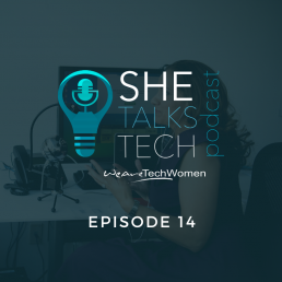 Sue Black OBE in conversation with Vanessa Vallely OBE - She Talks Tech podcast