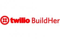 Twilio BuildHer Logo featured