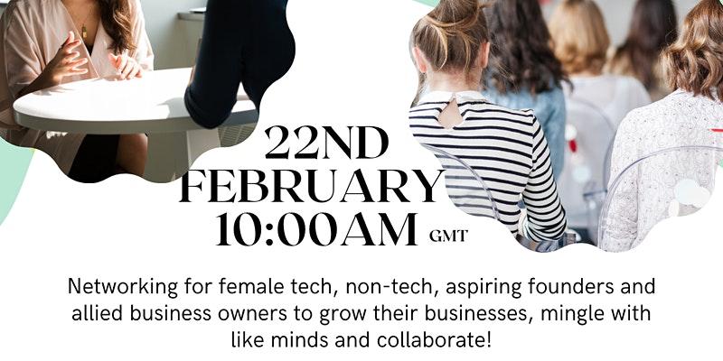 Female Techpreneur networking