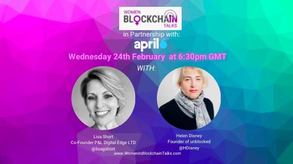 Women in Blockchain Talks event image