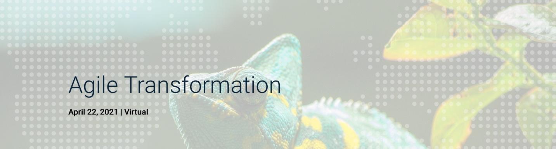 Agile Transformation, DevOps institute event