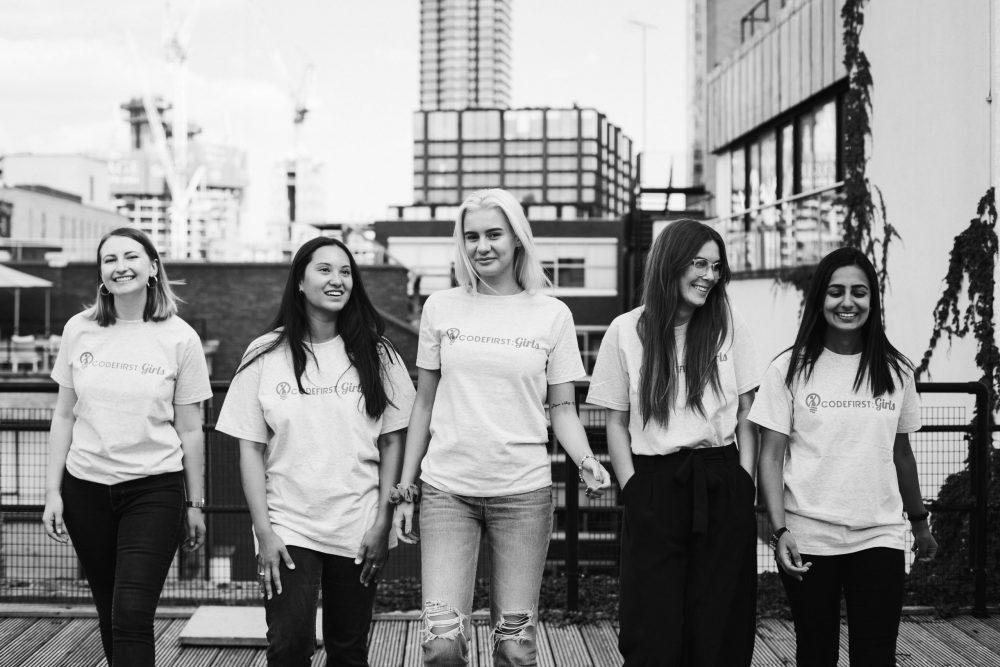 BT & Code First Girls partnership