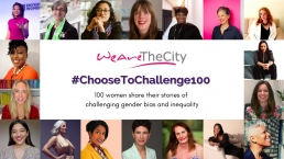 IWD #ChooseToChallenge100, Speakers (2)