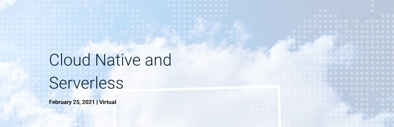 Cloud Native DevOps event