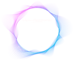 One Tech World Virtual Conference logo all white