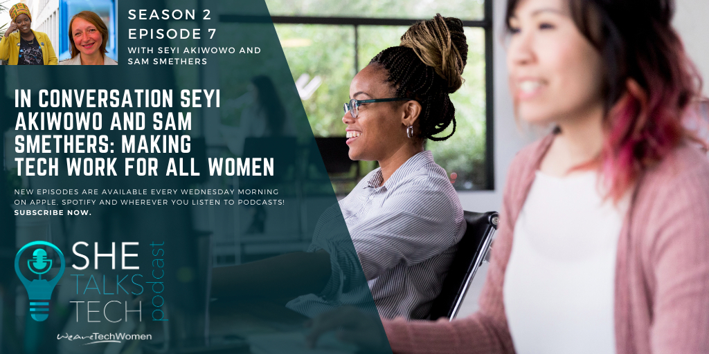 SheTalksTech Making Tech Work for All Women, Season 2 Episode 7, 800x600