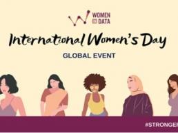 Women in Data International Women's Day event featured
