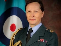 Group Captain Emily Flynn