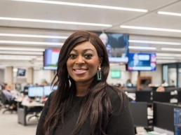Priscilla Baffour, Global Head of Diversity and Inclusion, Financial Times