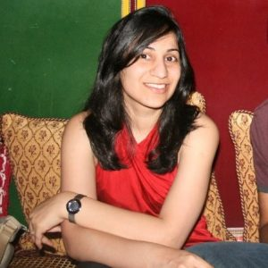 Prutha Parikh