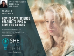 How is Data Science helping to find a cure for cancer