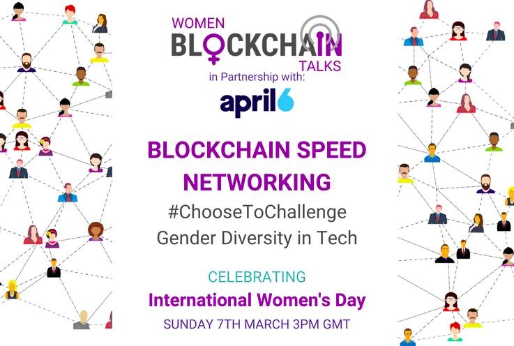 Women in Blockchain Talks International Women's Day event