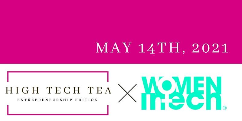 High Tech Tea event