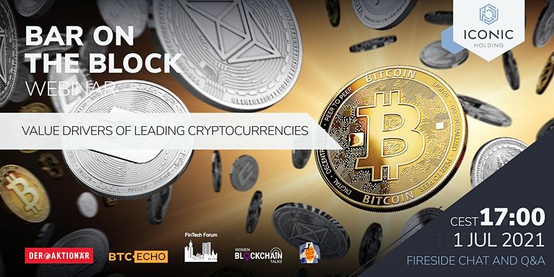 Iconic Holding cryptocurrencies event