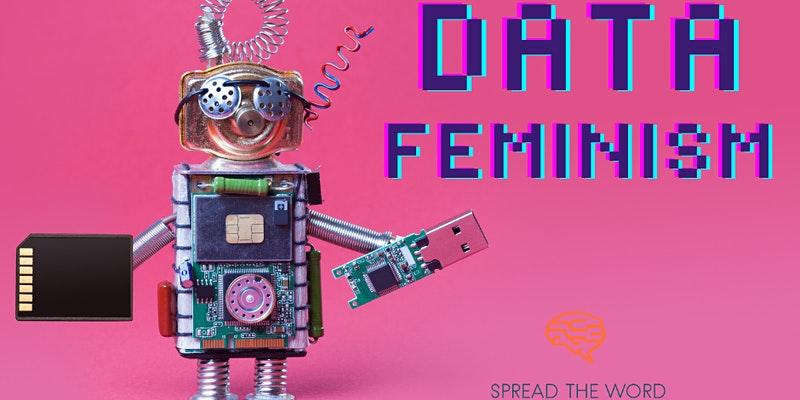 Women in STEM book club, Data Feminism
