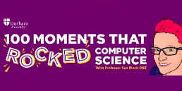 100 Moments that Rocked Computer Science'