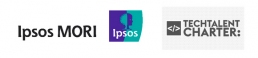 Ipsos MORI & Tech Talent Charter partner logo
