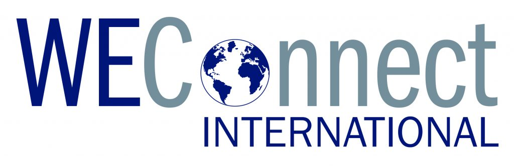 New WEConnect International Logo