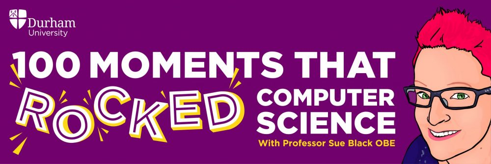 100 Moments That Rocked Computer Science podcast