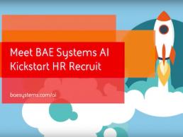 BAE Systems AI Kickstart HR Recruit