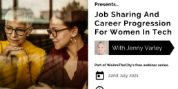 WeAreVirtual, Jenny Varley featured