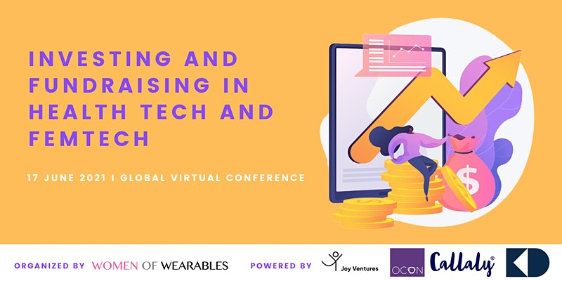 Women of Wearables, healthtech and femtech virtual conference
