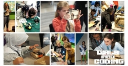 Girls into Coding crowdfunding campaign