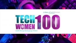 WeAreTechWomen TechWomen100 Awards 2021