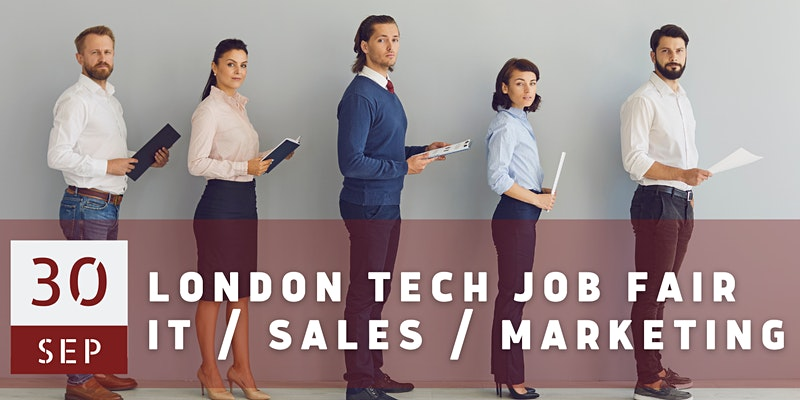 TechMeetups London Tech Job Fair