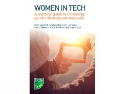 Women in Tech, BCS, The Chartered Institute for IT