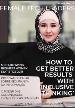 Female Tech Leaders Magazine