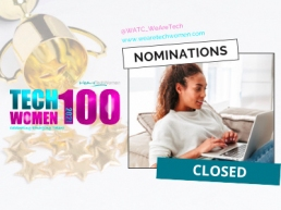 TECHWOMEN100 - Nominations Closed