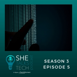 She Talks Tech podcast - Deborah O'Neill, Oliver Wyman